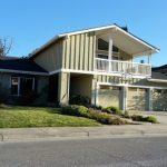 Oak Canyon home with master balcony (Custom)