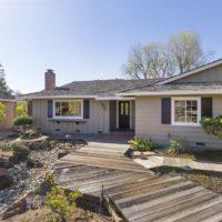 Saratoga Ranch Style Home