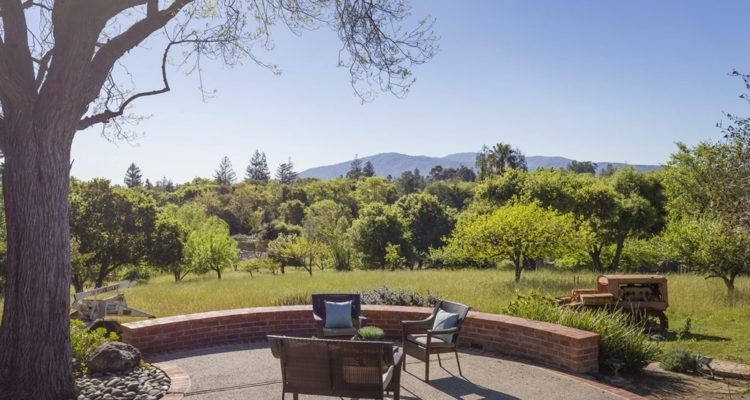 Stunning views at  Woodbank Way - view from lower patio