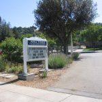 Alta Vista School Sign