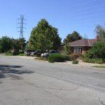 Alta Vista Street and Power Lines