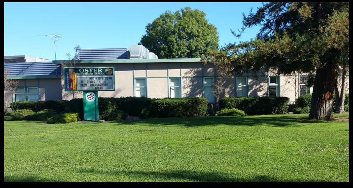 Oster Elementary School, San Jose