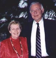 Pat and John Pope