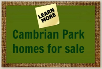 Cambrian Park homes for sale - learn more sign