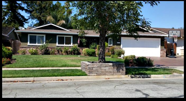 Lone Hill Highlands neighborhood house