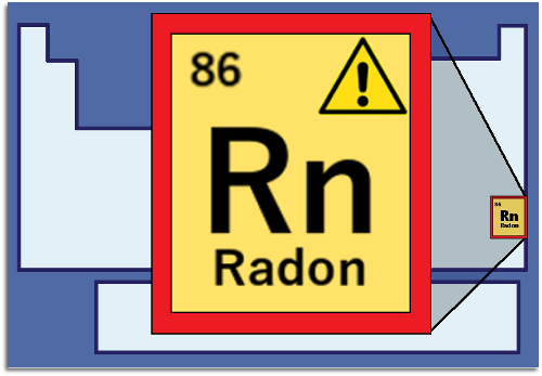 Radon is a colorless, odorless gas - what is the risk of radon in Silicon Valley homes?