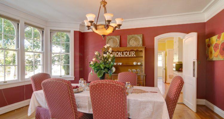 Naglee Park - Dining Room