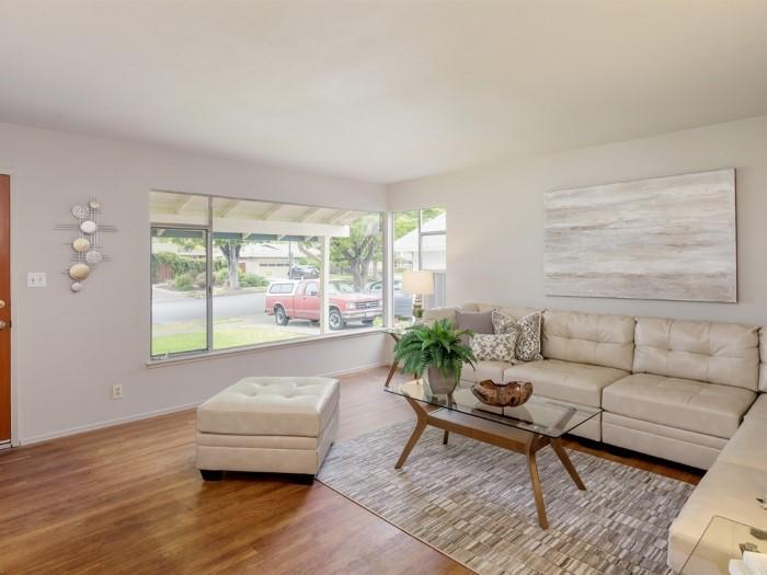 Living Room 4843 Englewood Drive in Country Lane neighborhood of West San Jose