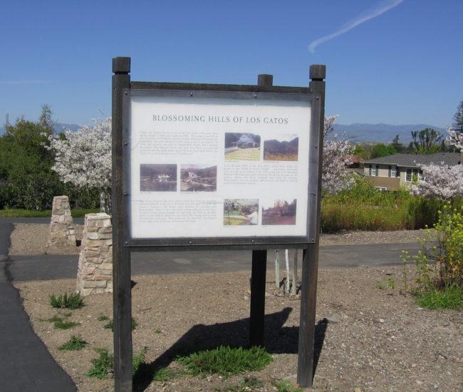 6 Blossoming Hills of Los Gatos