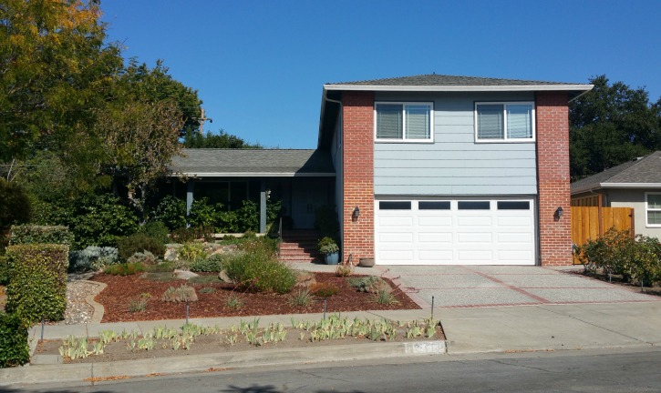 Two story home in Del Oro area of Cambrian Park