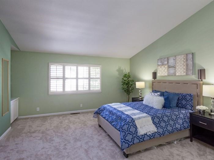 3693 Cabernet Vineyards Circle 95117 Master Bedroom Suite