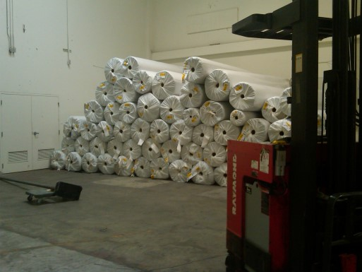 Sudduth wrapping materials