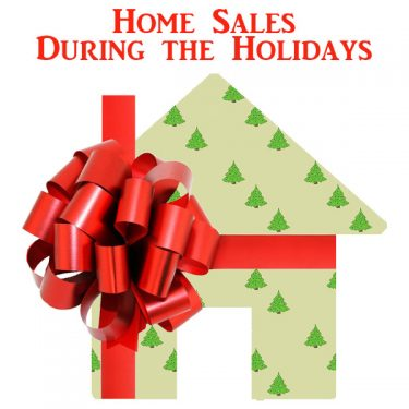 Home Sales During the Holidays