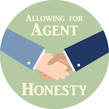 Allowing for Agent Honesty