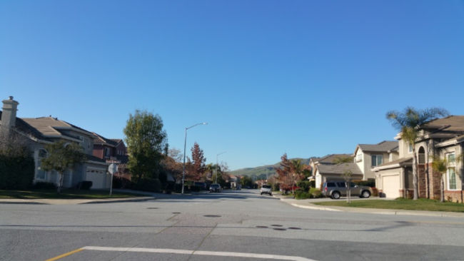 Terra Mia at Mission Ranch in Morgan Hill street view