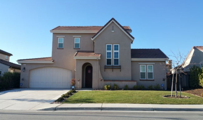 Mission Ranch at Terra Mia in Morgan Hill - 2 story house