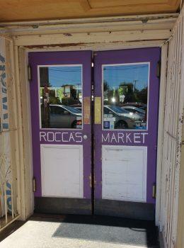 Roccas Market in San Martin