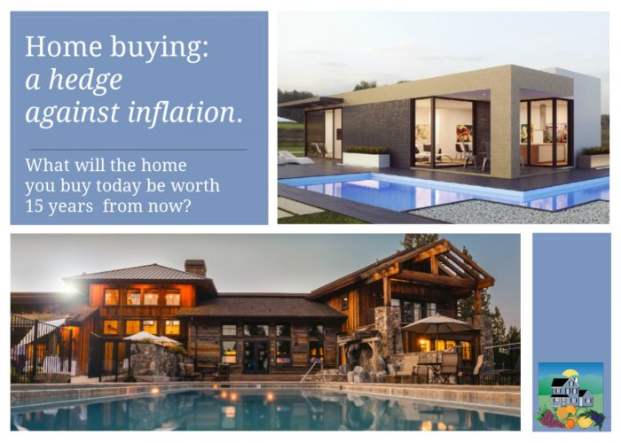 Home Buying a hedge against inflation