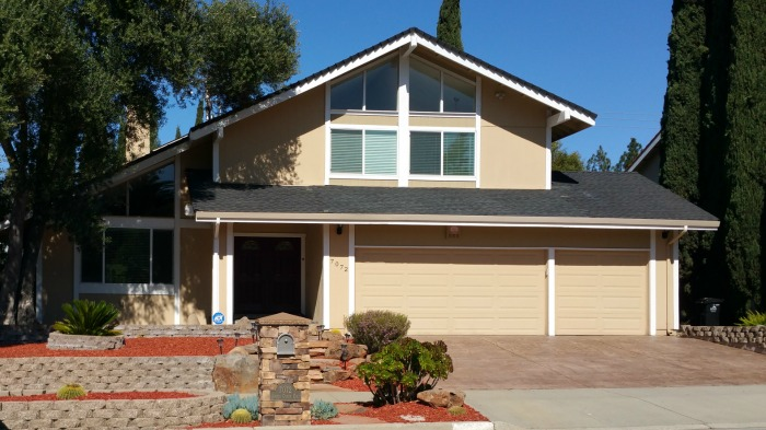 Orchard Creek San Jose CA 95120 house - beautifully maintained