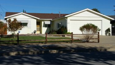 Mid-century ranch home in Cambrian Acres