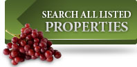 """Image with grapes stating """"Search All Properties"""""""