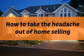Graphic image - How to take the headache out of home selling in Silicon Valley