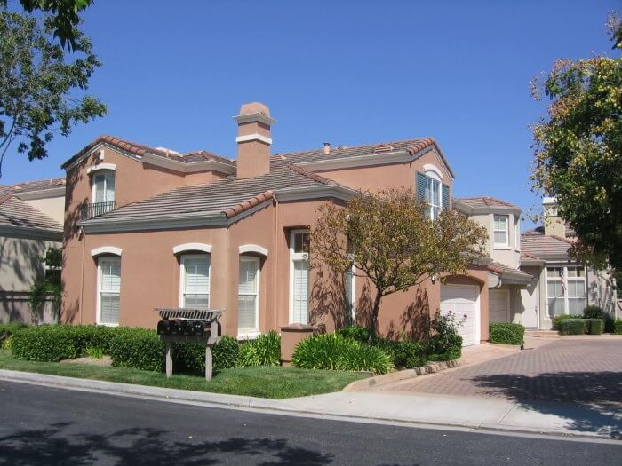 Tresor Subdivision Home in old Almaden Winery neighborhood of San Jose