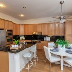 Kitchen at 8865 Wine Valley Circle in The Villages of Evergreen